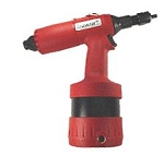 SHEREX RIVET NUT HYDRO-PNEUMATIC FLEX-5 TOOL & MS 100 TOOL